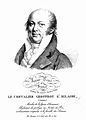 Etienne Geoffroy Saint-Hilaire. Lithograph by J. Boilly, 182 Wellcome L0020768.jpg