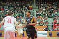 EuroBasket Qualifier Austria vs Germany, 13 August 2014 - 021.JPG
