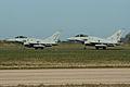 Eurofighter Typhoon FGR4s ZJ931 DA & ZJ917 QO-G depart (7042390839).jpg