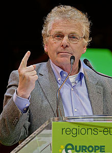 Europe Ecologie closing rally regional elections 2010-03-10 n14.jpg