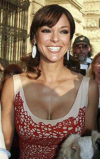 Eva LaRue - LaRue in 2009