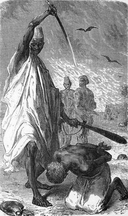 Exécution à Ségou
