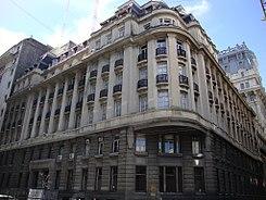 Compa a alemana transatl ntica de electricidad for Ministerio del interior argentina