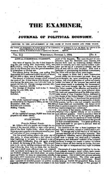 Examiner, Journal of Political Economy, v2n05.djvu