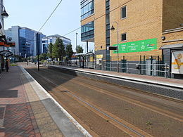 Exchange Quay Metrolink station (3).JPG