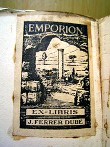 bookplate
