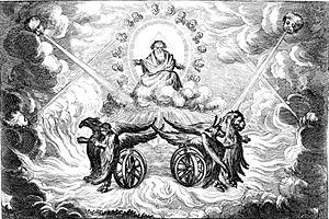 """woodcut. From """"Biblia : Das ist die gantz..."""