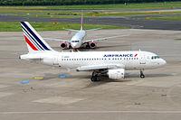 F-GUGH - A318 - Air France