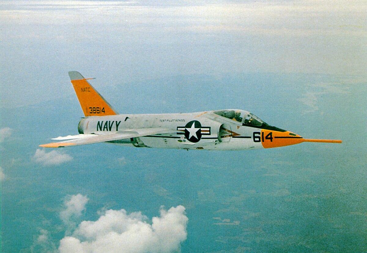 Grumman F11F Tiger - Wikipedia