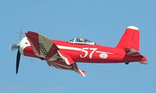 Goodyear F2G Corsair American fighter aircraft
