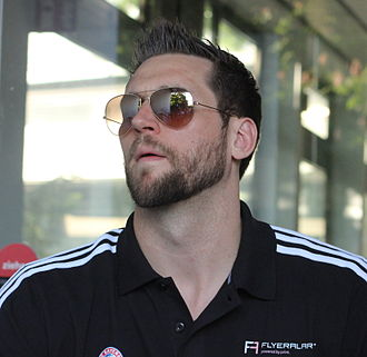 Jared Homan - Homan with Bayern Munich