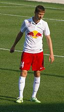FC Liefering vs. Creighton University 02.JPG