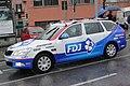 FDJ car 2, Milan-Sanremo 2013, Savona.jpg