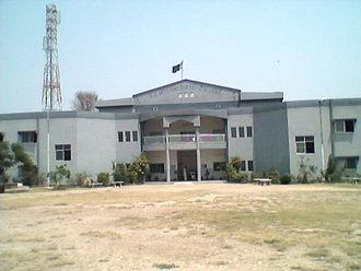 Jhelum Cantonment - FG College
