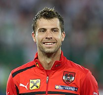 FIFA WC-qualification 2014 - Austria vs. Germany 2012-09-11 - Andreas Ivanschitz 01.JPG