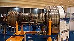 FJR710 Turbofan Engine side view at Kobe International Conference Center 20150704.JPG