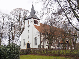 Church of St. Fabian and St. Sebastian, Sülze Church in Sülze, Germany