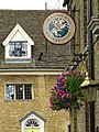 Facades with The George Hotel Sign - Whittlesey - Cambridgeshire - England (27656488643).jpg