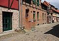 Fachwerkhäuser in Altstadt Qudlinburg. IMG 1050WI.jpg