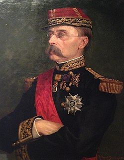 Louis Faidherbe French general (1818-1889)