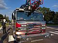 Falcon Heights Fire Department - Ladder 757 - parked on street 03.jpg