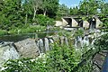 Far view of a bridge near the Hogsback Falls (20726151566).jpg