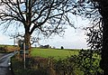 Farmland on the slopes, Little Dewchurch - geograph.org.uk - 628233.jpg