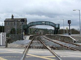 Broad-gauge railway - Irish 5 ft 3 in broad gauge tracks
