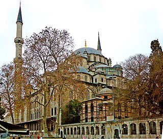 Fatih Mosque, Istanbul mosque in Turkey