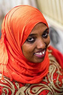 Fatuma Abdulkadir Adan Activist and Football organiser in Kenya