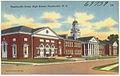Fayetteville Senior High School, Fayetteville, N. C. (5756063098).jpg