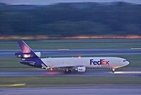 N583FE - MD11 - FedEx