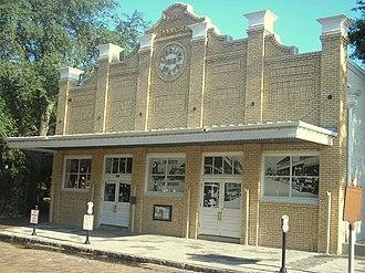 Cuban bread - Old Ferlita (La Joven Francesca) Bakery, now Ybor City Museum State Park in Tampa's Ybor City