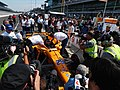 Fernando Alonso 2017 Indianapolis 500 Carb Day.jpg