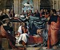 Fernando Llanos - Death and Assumption of the Virgin - WGA13335.jpg