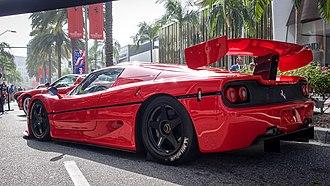 Ferrari F50 GT - Image: Ferrari 1996 F50 GT (15434933638)