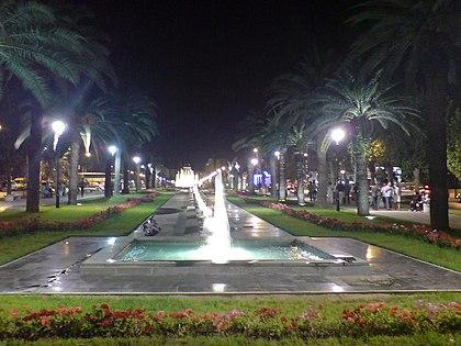 Le centre-ville de Fès
