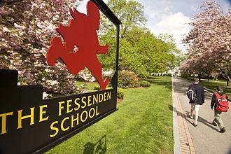 Fessenden School - Image: Fessenden 4331 5 7 09