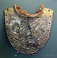 Fiandre, pettorare con scena di battaglia (da antonio tempesta), 1620 ca..JPG