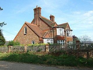 Fields End Human settlement in England