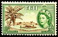 Fiji 1954 health stamp.jpg