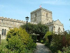 Filey - St Oswald's Church