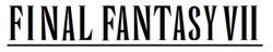 Final Fantasy VII wordmark.png
