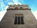 Finestra i part superior del Consolat de Mar, València.JPG