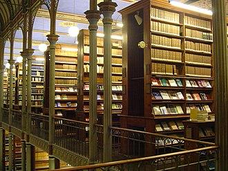 Copenhagen University Library - Image: Fiolstræde 3