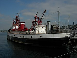 Northwest Seaport - Duwamish