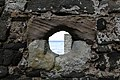 Firing port at Blackness Castle - geograph.org.uk - 1599220.jpg