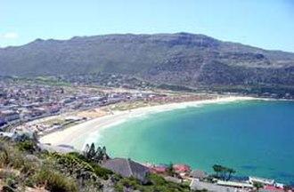 Beaches of Cape Town - Fish Hoek beach