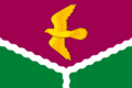 Flag of Medvyodovskoe (Krasnodar krai).png