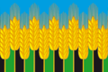 Flag of Novodmitrievskoe (Krasnodar krai).png